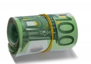 Besser: Geld auf ein Gehaltskonto